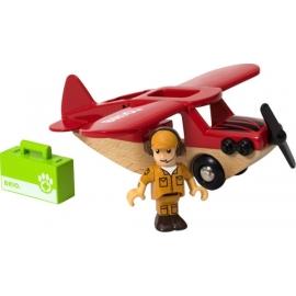BRIO Safari Flugzeug D