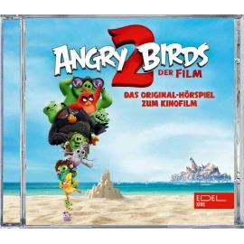 Edel:KIDS CD - Angry Birds 2 - Der Film Das Original-Hörspiel zum Kinofilm