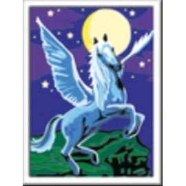 Ravensburger 284894 Malen nach Zahlen Pegasus im Mondschein