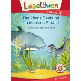 Leselöwen 1. Klasse - Der kleine Seehund findet einen Freund