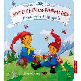 Copp.kl.Bibliothek: Himpelchen und Pimpelchen (Fingerspiele)