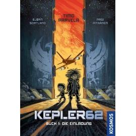 KOSMOS - Kepler62 - Die Einladung, Band 1