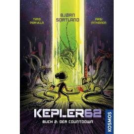 KOSMOS - Kepler62 - Der Countdown, Band 2