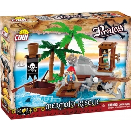 COBI - Pirates - Mermaid Rescue