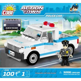 COBI - Action Town - Police Car