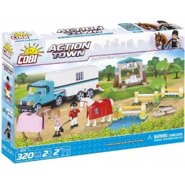 COBI - Action Town - Equestrian Competition