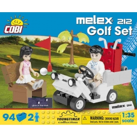 COBI - Youngtimer Collection - Melex Golf Car