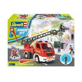 Revell - Feuerwehr Leiterwagen mit Figug