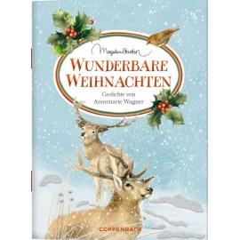 Schöne Grüße: Wunderbare Weihn.-Gedichte v.A.Wagner (Bastin)