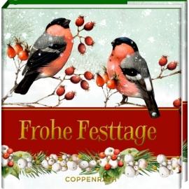 BiblioPhilia: Frohe Festtage (M. Bastin)