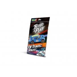Revell - Build & Play VW Touareg Rallye