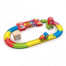 Hape - Eisenbahn der Sinne-Set