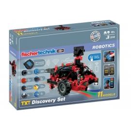 fischertechnik Robotics TXT Discovery Set