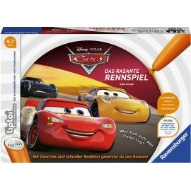 Ravensburger Spiel - tiptoi - Cars - Das rasante Rennspiel