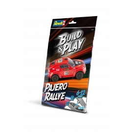 Revell - Build & Play Pajero Rallye