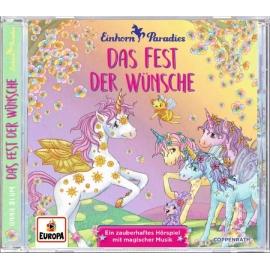 Coppenrath - Einhorn-Paradies, Bd. 3 - Das Fest der Wünsche