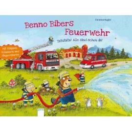 Arena Verlag - Benno Bibers Feuerwehr - Tatütata! Alle sind schon da!