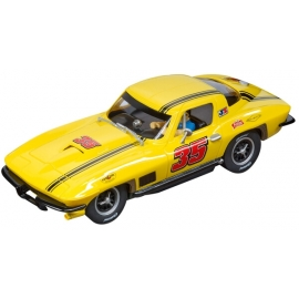 CARRERA DIGITAL 132 - Chevrolet Corvette Sting Ray   No.35