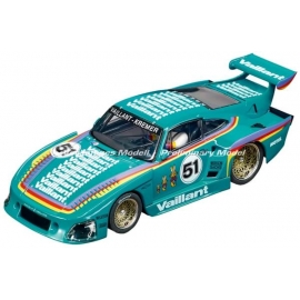 CARRERA DIGITAL 132 - Porsche Kremer 935 K3   Vaillant, No.51