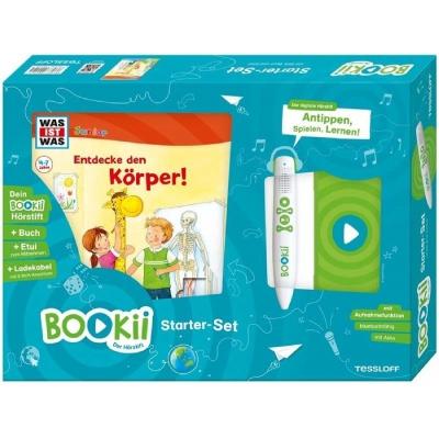 Tessloff - Bookii - Starter Set - Was ist was Junior - Entdecke den Körper!