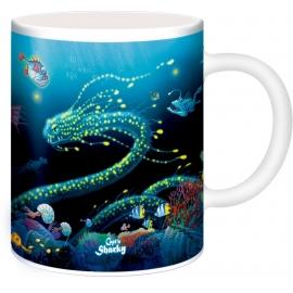 Verwandel-Tasse Capt n Sharky (Tiefsee)