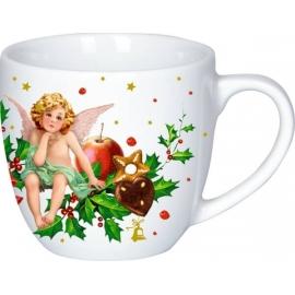 Porzellan-Tasse Ilex (Weihnachtswunder)