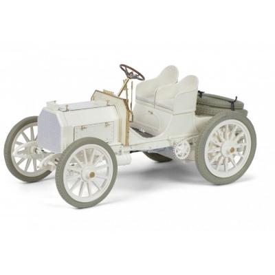 Schuco - Mercedes 35 HP 1901, weiß, 1:18