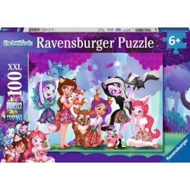 Ravensburger 10945 Puzzle Vereinte Freunde 100 Teile