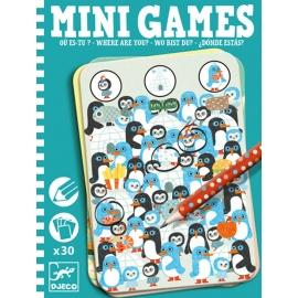 Mini Spiele: Wo bist Du?