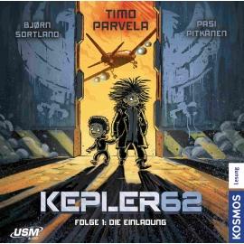USM - CD Kepler62 - Die Entscheidung, Folge 1
