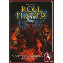Pegasus - Roll Player - Monster & Minions Erweiterung, Arbeitstitel