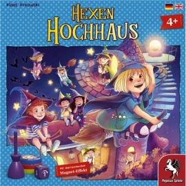 Pegasus - Hexenhochhaus