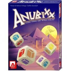 Nürnberger Spielkarten - Anubixx - Neu!