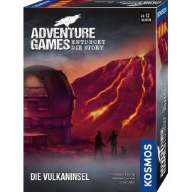 KOSMOS - Adventure Games - Entdeckt die Story - Die Vulkaninsel