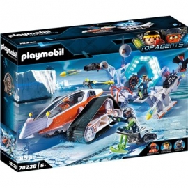Playmobil® 70230 - Top Agents - Spy Team Kommandoschlitten
