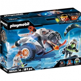 Playmobil® 70231 - Top Agents - Spy Team Schneegleiter