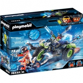 Playmobil® 70232 - Top Agents - Arctic Rebels Eistrike