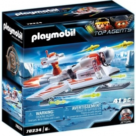 Playmobil® 70234 - Top Agents - Spy Team Fluggleiter