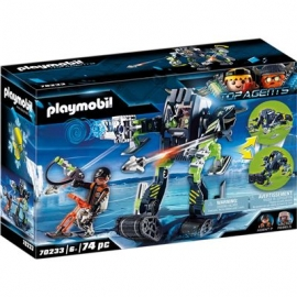 Playmobil® 70233 - Top Agents - Arctic Rebels Eisroboter