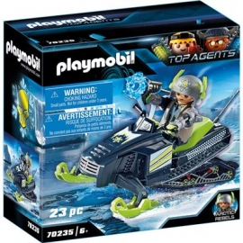Playmobil® 70235 - Top Agents - Arctic Rebels Eisscooter