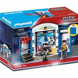 Playmobil® 70306 - City Action - Spielbox In der Polizeistation