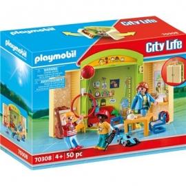 Playmobil® 70308 - City Life - Spielbox Im Kindergarten
