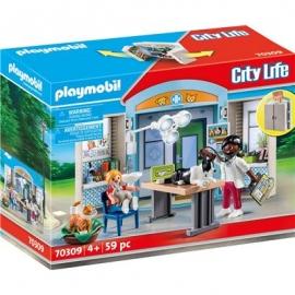 Playmobil® 70309 - City Life - Spielbox Beim Tierarzt