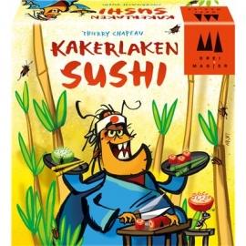 Drei Magier Spiele - Kakerlaken Sushi