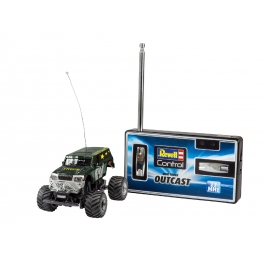 Revell Control - Mini RC Truck OUTCAST