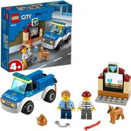 LEGO® City - 60241 Polizeihundestaffel