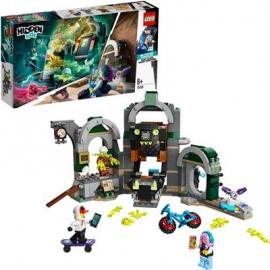 LEGO® Hidden Side - 70430 Newbury U-Bahn-Station