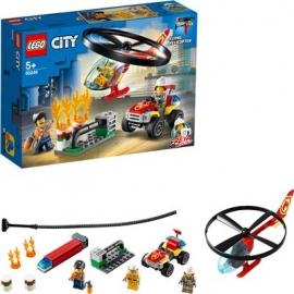 LEGO® City - 60248 Einsatz mit dem Feuerwehrhubschrauber