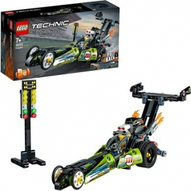 LEGO® Technic - 42103 Dragster Rennauto
