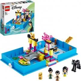LEGO® Disney™ Princess - 43174 Mulans Märchenbuch